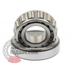 7306 | 7306А [LBP] Конічний роликовий підшипник