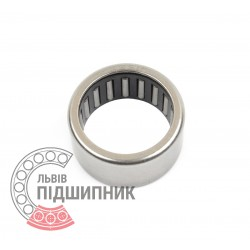 HK2516 [CX] Drawn cup needle roller bearings with open ends