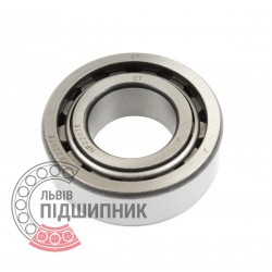 NF2207E Cylindrical roller bearing