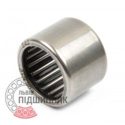 HK2020 [CX] Drawn cup needle roller bearings with open ends