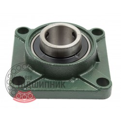 UCF 207 | UCF207 [CPR] Flanged ball bearing unit