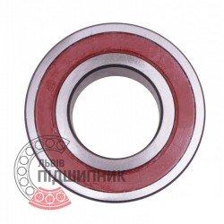 Angular contact ball bearing 3211 2RS [CX]