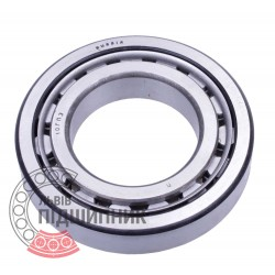 Cylindrical roller bearing NJ 208 [GPZ-10]