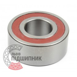 Angular contact ball bearing 3306 2RS [CX]