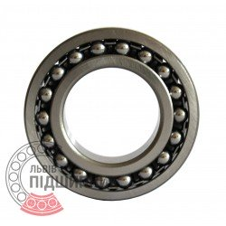 Self-aligning ball bearing 1203 [HARP]