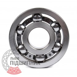 Deep groove ball bearing 6411