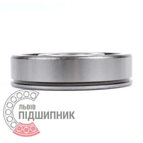 Deep groove ball bearing 6316N