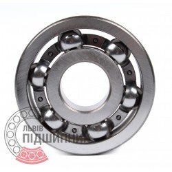 Deep groove ball bearing 6406N [GPZ]