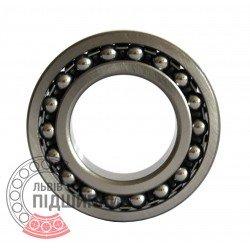 Self-aligning ball bearing 1216 [HARP]