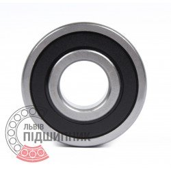 Deep groove ball bearing 6305 2RS