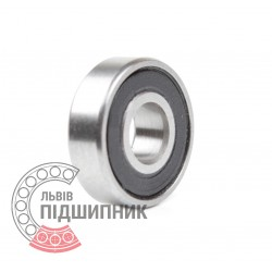 Deep groove ball bearing 618/8 2RS