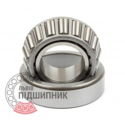 Tapered roller bearing 32208A [CX]