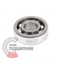 Deep groove ball bearing 619/5 [GPZ-4]