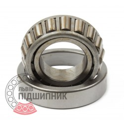 Tapered roller bearing 30204 [GPZ-9]