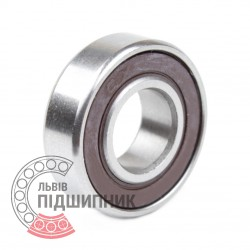Deep groove ball bearing 618/8 2RS [CX]