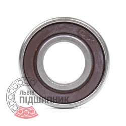 Deep groove ball bearing 619/3 2RS [CX]