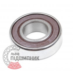 Deep groove ball bearing 619/5 2RS [CX]