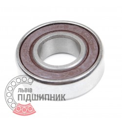 Deep groove ball bearing 619/9 2RS [CX]
