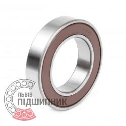 Deep groove ball bearing 6906DDU [NSK]