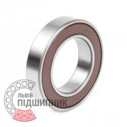 Deep groove ball bearing 6906DDU [NSK]