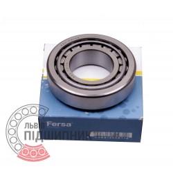 Tapered roller bearing 30204F [Fersa]