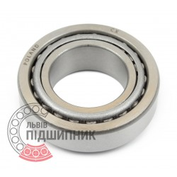 Tapered roller bearing 32017AX [CX]