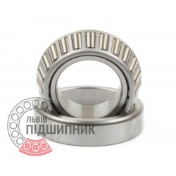 Tapered roller bearing 32006 [Kinex ZKL]