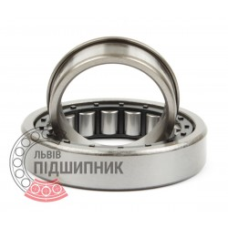 Cylindrical roller bearing NJ206