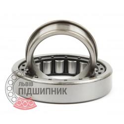 Cylindrical roller bearing NJ212E