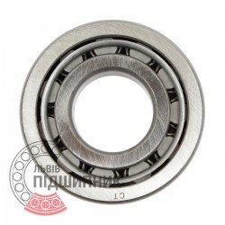 Cylindrical roller bearing NJ308
