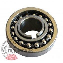 Self-aligning ball bearing 1206K+H206