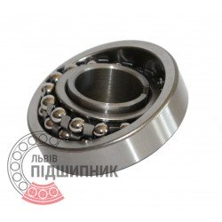 Self-aligning ball bearing 1207K+H207