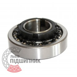 Self-aligning ball bearing 1208K+H208