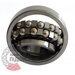 Подшипник шариковый двухрядный сферический 11309 (1310K+H310)