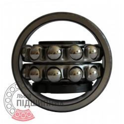 Self-aligning ball bearing 2307K+H2307 [HARP]