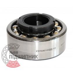 Self-aligning ball bearing 2310K+H2310 [HARP]