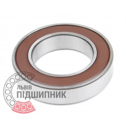 Deep groove ball bearing 61904 2RS
