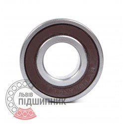 Deep groove ball bearing 6300 2RS [CX]