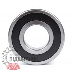 Deep groove ball bearing 6301 2RS