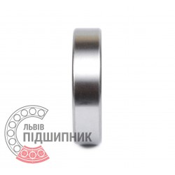 Deep groove ball bearing 6302 2RSR [Kinex ZKL]