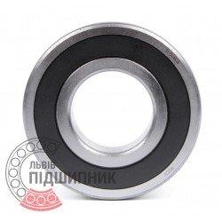 Deep groove ball bearing 6309 2RSRC3 [Kinex ZKL]