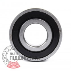 Deep groove ball bearing 62200 2RSR [Kinex ZKL]