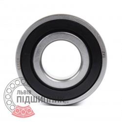 Deep groove ball bearing 62201 2RSR [Kinex ZKL]