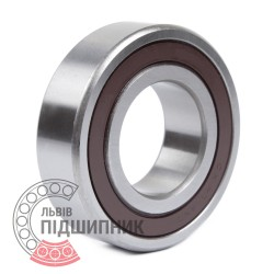 Deep groove ball bearing 62205 2RS [CX]