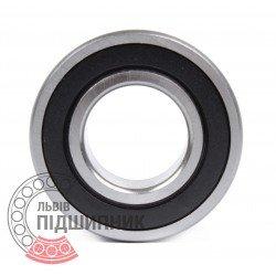 Deep groove ball bearing 62206 2RS