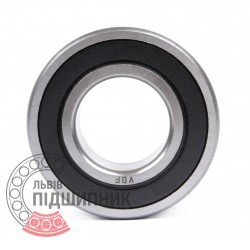 Deep groove ball bearing 62206 2RS [VBF]