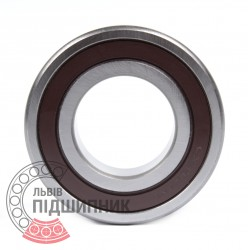 Deep groove ball bearing 62303 2RS [CX]