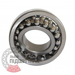 Self-aligning ball bearing 1206 [CX]