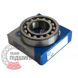 Self-aligning ball bearing 1207 [Kinex ZKL]