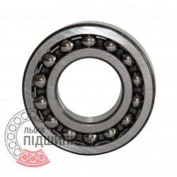 Self-aligning ball bearing 1209 [GPZ-4]